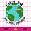 Thumbnail: Earth Day SVG   A Better Tomorrow SVG   Globe SVG