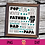 Thumbnail: Dad Subway Art SVG | Father's Day SVG