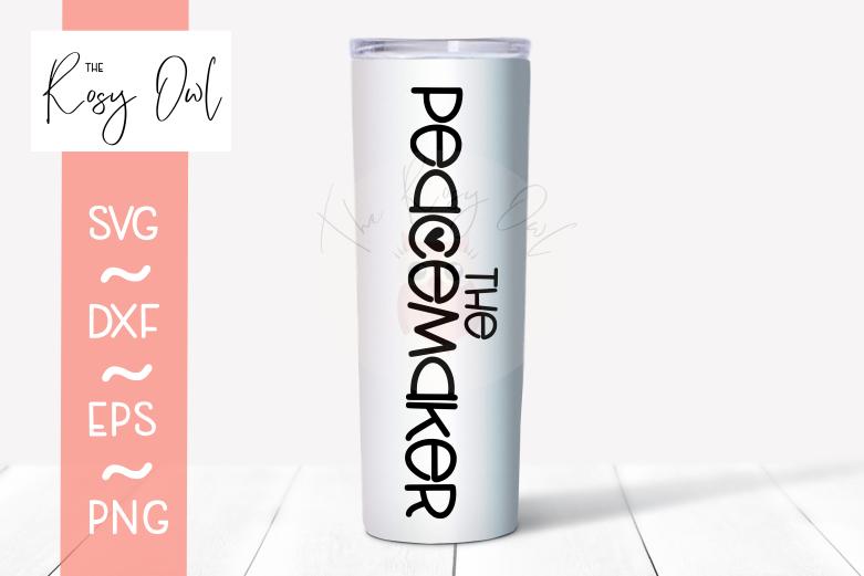 Peacemaker SVG | Enneagram 9 SVG