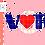 Thumbnail: V❤TE SVG PNG DXF EPS
