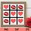 Thumbnail: Hearts Tic Tac Toe SVG | Valentine SVG