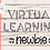 Thumbnail: Virtual Learning Newbie SVG PNG DXF EPS