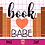 Thumbnail: Book Babe with Heart SVG | Book Lover SVG