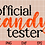 Thumbnail: Candy Tester SVG | Halloween Candy SVG