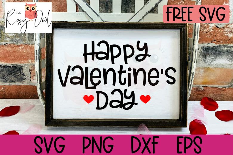 Valentine's Day SVG   Free SVG Design