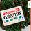 Thumbnail: Quarantine Christmas SVG PNG DXF EPS