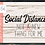 Thumbnail: Social Distancing-Not New For Me SVG PNG DXF EPS