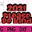 Thumbnail: 2021 Be Kind SVG | New Year SVG