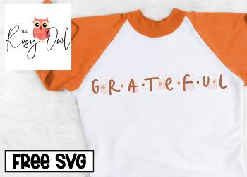 Grateful SVG