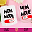 Thumbnail: Mom Mode SVGs   Mom Mini SVG Bundle   Funny Mom SVG