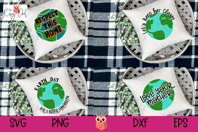 Earth Day SVG Bundle