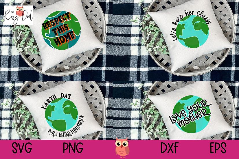 Earth Day SVG Bundle