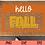 Thumbnail: Fall   Name Tag SVG PNG DXF EPS