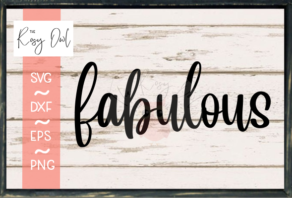 Fabulous SVG PNG DXF EPS