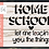 Thumbnail: Home School Let Me Teach You SVG PNG DXF EPS