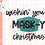 Thumbnail: Mask-y Christmas SVG PNG DXF EPS
