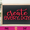 Thumbnail: Create Every Day SVG | Create SVG | Craft SVG