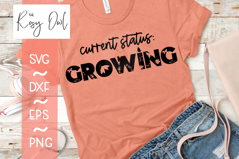 Growing SVG PNG DXF EPS