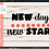 Thumbnail: New Day New Start SVG PNG DXF EPS