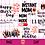 Thumbnail: Mom SVG Bundle | Big SVG Bundle | Mother's Day SVG Bundle