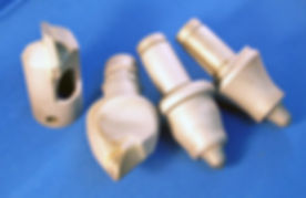 Crogenically Treated Road Milling Bits