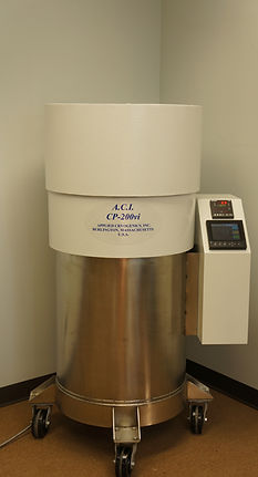 CP200vi Cryogenic Treatment Chamber