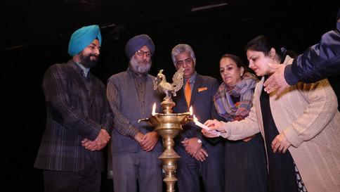 Documentary film show at Amritsar