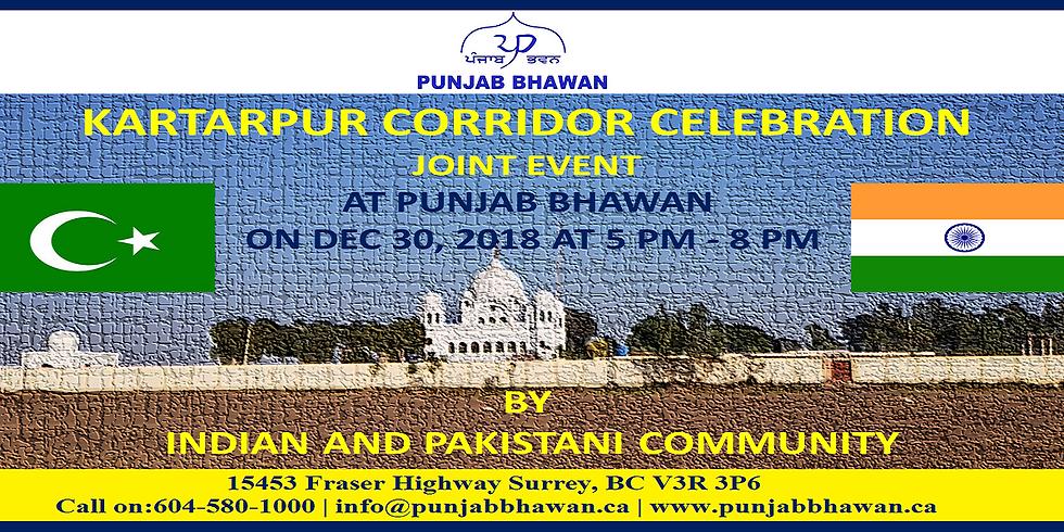 Kartarpur Corridor Celebration