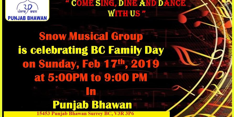 Celebrating BC Family Day