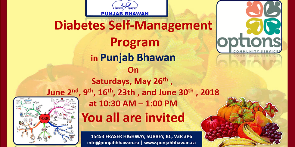 Diabetes Self-Management Program