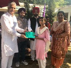 India visit (Nov 2018)