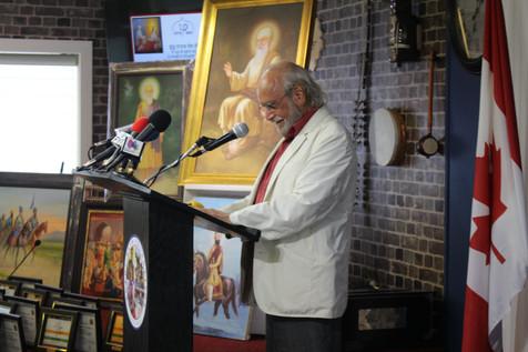 ਗੁਰੂ ਨਾਨਕ ਦੇਵ ਜੀ ਦੇ 550 ਵੇਂ ਪ੍ਰਕਾਸ਼ ਦਿਵਸ