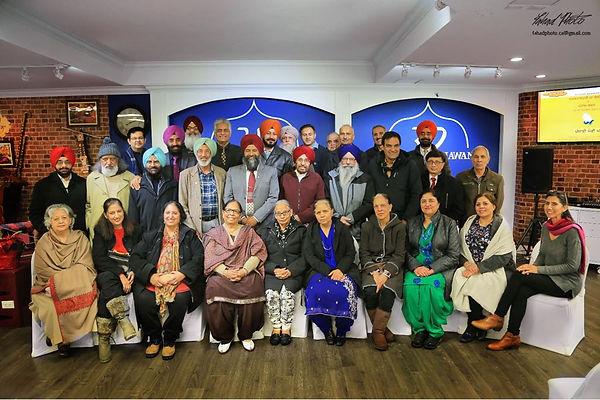 """International Mother Language Day"" was celebrated at Punjab Bhawan Surrey Canada, on 23 Feb, 2018"
