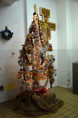 Festa volontari l'albero