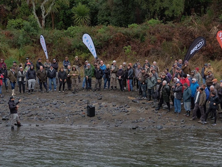 Winter Fly Fest, Turangi