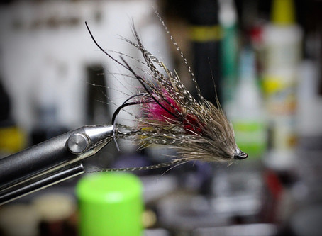 Fly Tying with John Shand