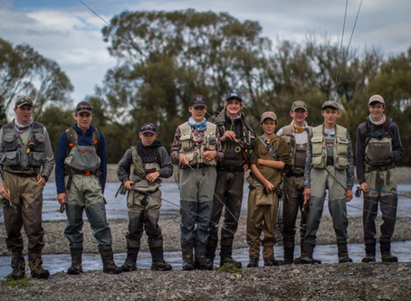 Getting Hooked: Kiwi Youth Anglers