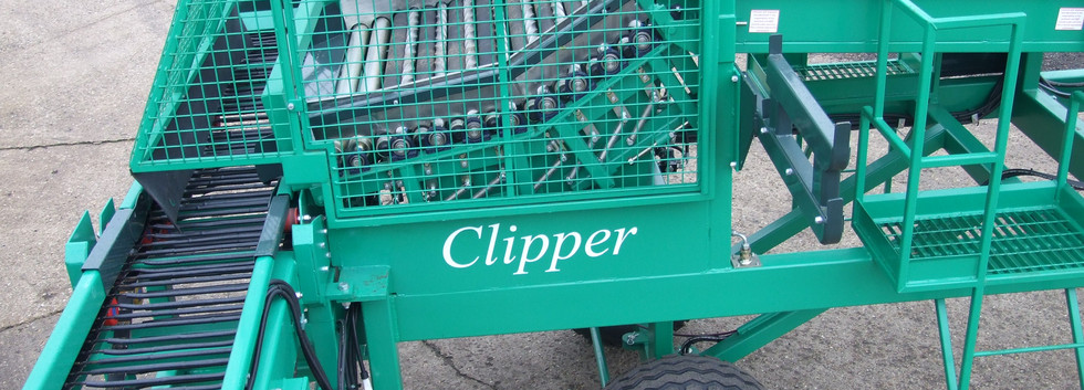 Nicholson Onion Harvester Clipper