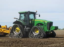 Soucy Tracks 8 Series John Deere