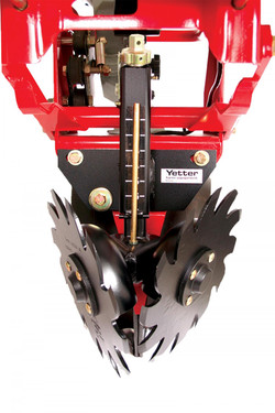Yetter 2967 Screw Adjust Residue Mangers For White Planters