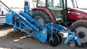 Europa CS460 Carrot Harvester For Smaller Farms - Ontario - Northern Equipment Solutions