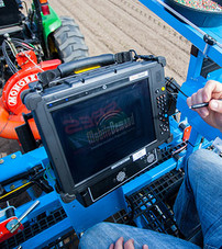 Solutions d'équipement de recherche sur les semences SRES - Parcelle flexible et jardinière de recherche