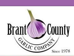Brant County Garlic Company