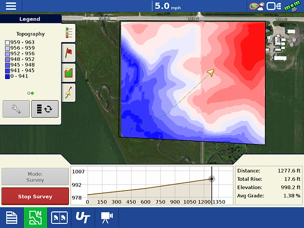 Ag Leader Intellislope Tile Plow Gps Control For Ontario's Growers