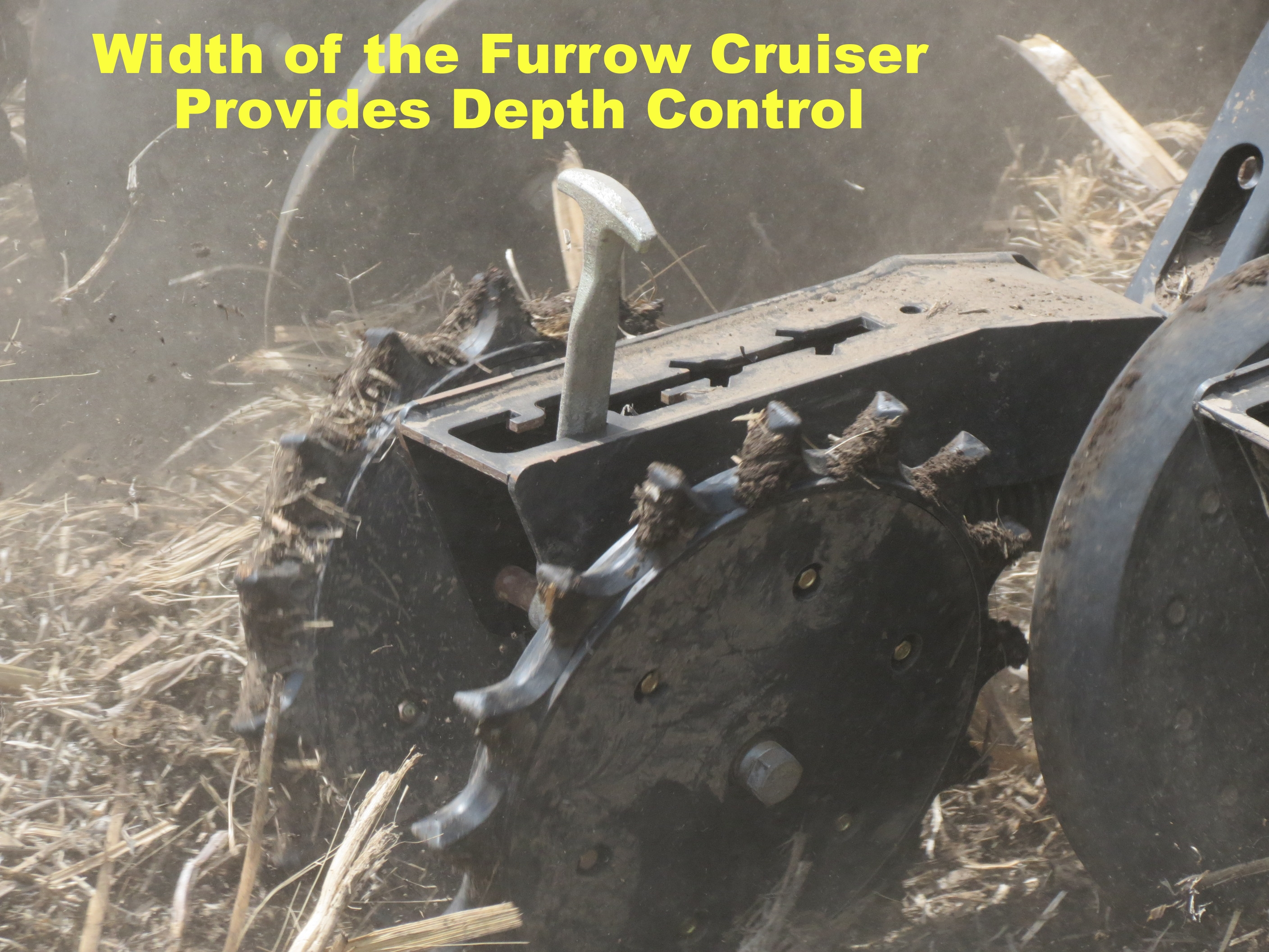 Copperhead AG Furrow Cruiser