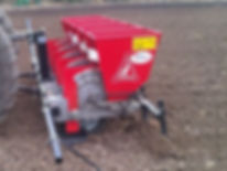 JJ Broch Garlic Seeder From Northern Equipment Solutions Ontario, Canada www.northernequipment.ca