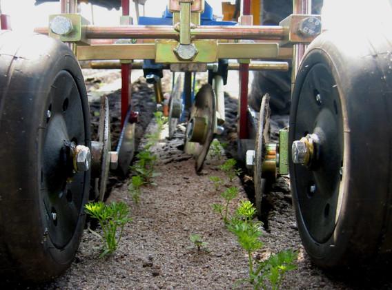 Solutions de culture des mauvaises herbes KULT Kress DUO