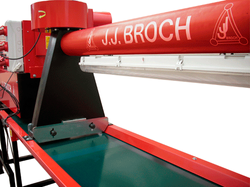 JJ Broch Sorting Table and Suction