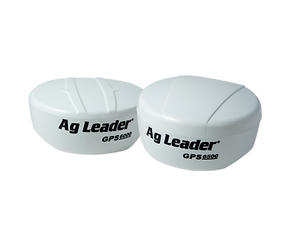 Ag Leader Ag GPS Waas, Omnistar and RTK Control and Steering Solution