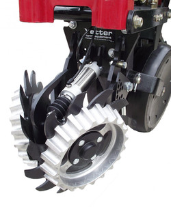 Yetter 2967 Short Floating Residue Managers For Case Planters